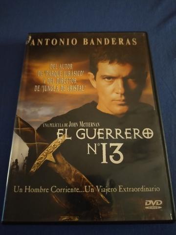 Mil Anuncios Com Dvd El Guerrero Número 13
