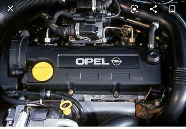 MOTOR OPEL 1. 7 CDTI - foto 1