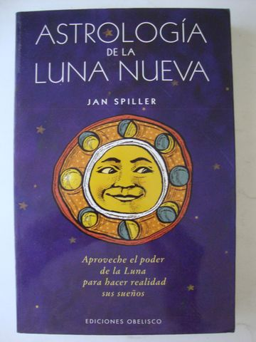ASTROLOGÍA DE LA LUNA NUEVA JAN SPILLER - foto 1