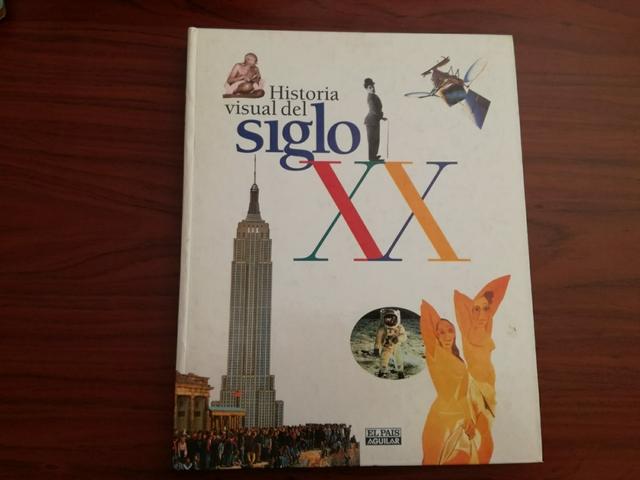 LIBRO HISTORIA VISUAL SIGLO XX - foto 1