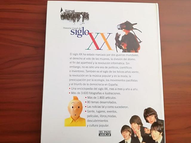 LIBRO HISTORIA VISUAL SIGLO XX - foto 2