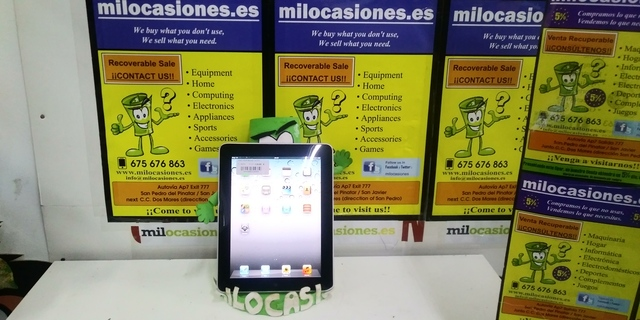 TABLET IPAD 16GB