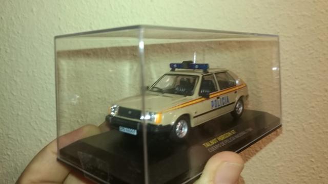 Talbot Horizon Policía Nacional