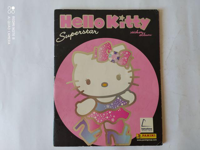 Hello Kitty Superstar. Album De Cromos.