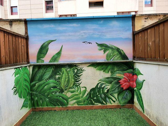 GRAFFITI PROFESIONAL MURAL ARTISTICO - foto 2