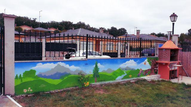 GRAFFITI PROFESIONAL MURAL ARTISTICO - foto 3