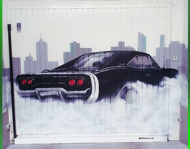 GRAFFITI PROFESIONAL MURAL ARTISTICO - foto 5
