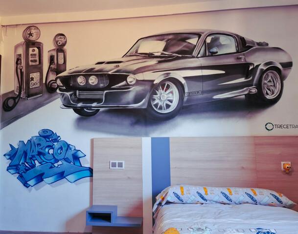 GRAFFITI PROFESIONAL MURAL ARTISTICO - foto 6