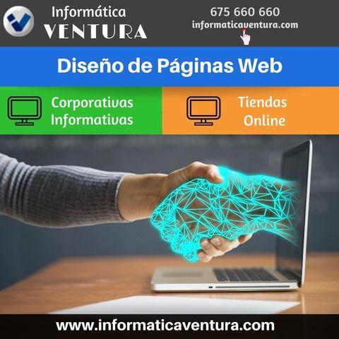 DESARROLLO DE PÁGINAS WEB EN VALENCIA - foto 1