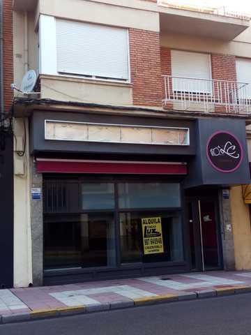 LOCAL COMERCIAL EN LA BAÑEZA - foto 1