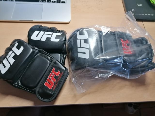 GUANTES UFC MMA - foto 5