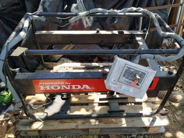 Generador Electrico Honda Por Piezas