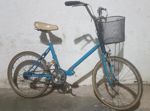 Bicicleta Paseo Con Cesta Económica