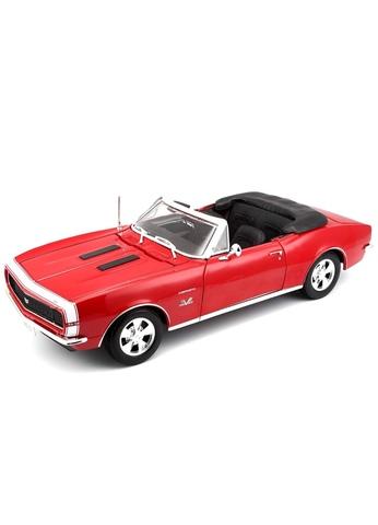 1967 Chevrolet Camaro Ss 396 Convertible