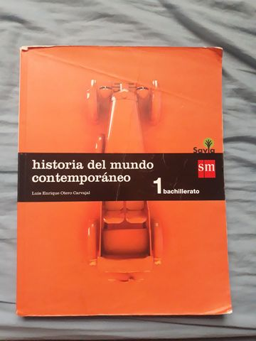 LIBRO HISTORIA 1 BACHILLERATO - foto 1