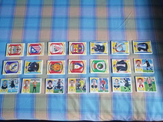 Cromos Liga Este 2009/10