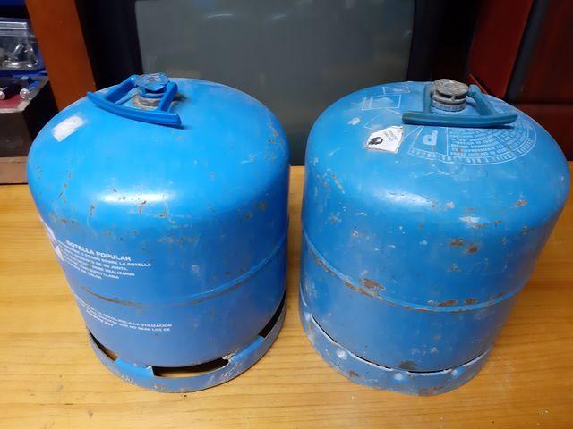Botella Gas Campingaz 907 Vacía