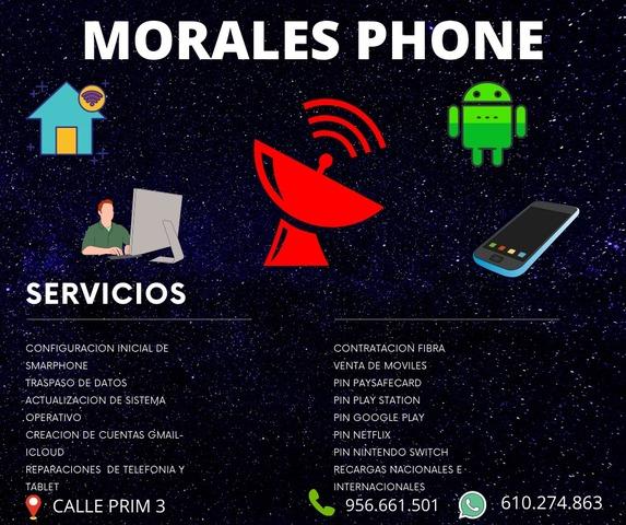 TODO EN REPARACIONES DE TELEFONÍA Y ORDE - foto 5
