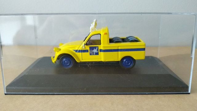 Citroen 2Cv Pick-Up - Michelin (1/43)