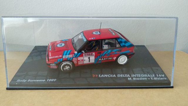 Lancia Delta - Biasion - Sanremo 1989