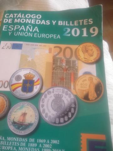 Catálogo Monedas Y Billetes ,Vendo 15 E