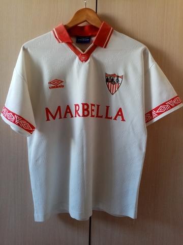 Camiseta Del Sevilla F.C