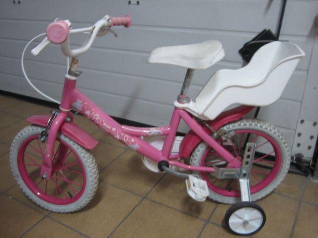 Bicicleta Niñas Pricess