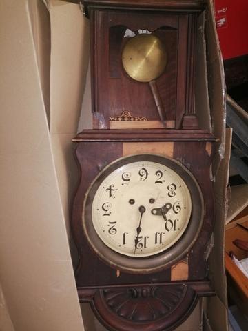 Reloj Pared Más De 100 Años