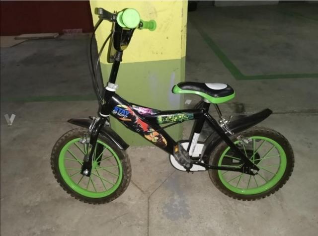 Bicicleta De Niño De 4 A 9 Años
