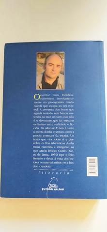 LIBRO OS OLLOS DE K.  NOVO.  - foto 2