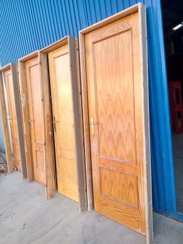 5 Puertas De Interior Completa