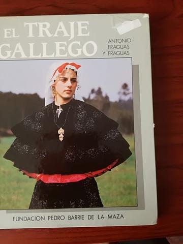 LIBRO EL TRAJE GALLEGO - foto 1