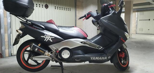 YAMAHA - TMAX BLACKMAX - foto 9