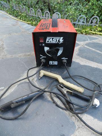 Soldador Electrico Fast Fb 140