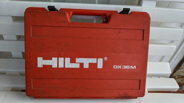 Pistola De Clavos Hilti Dx36M