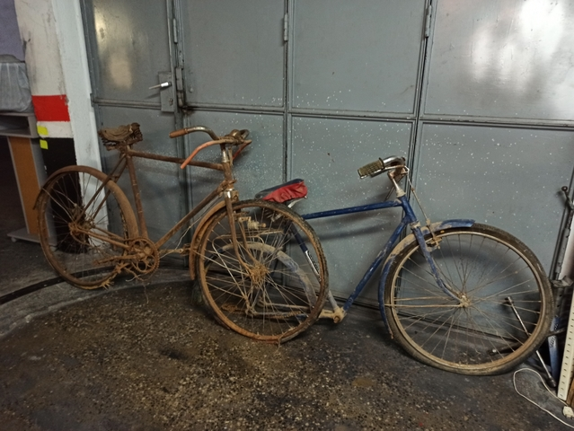 Vendo Bicicleta Varillas