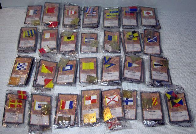 Banderas Cuadro Faro De Vigo. 2 Eu. Und.