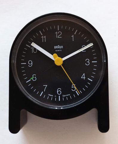 Reloj Despertador Braun