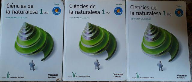 CIENCIÈS DE LA NATURALEZA.  1 ESO - foto 1