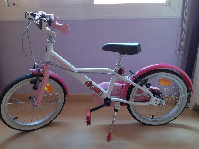 Bicicleta Btwin Niñas