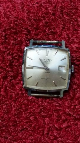 Antiguo Reloj Cauny