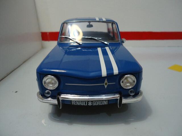 Renault 8 Gordini 1:18