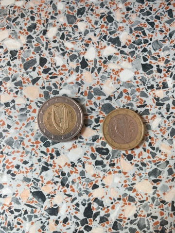 Monedas Euros Irlanda