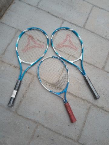 3 Raquetas