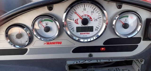 MANIPULADOR TELESCÓPICO MANTIOU MLT 629 - foto 3