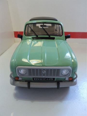 Renault 4 Gtl 1:18