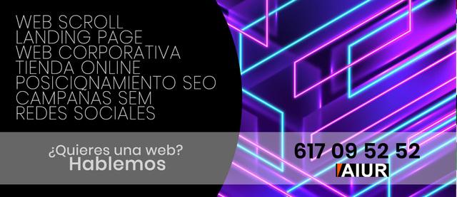 CREACIÓN WEB PARA PYMES Y AUTÓNOMOS - foto 1