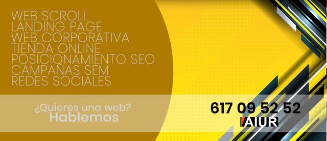 DISEÑO Y DESARROLLO WEB NEGOCIOS - foto 1