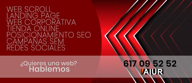 CREACIÓN Y DESARROLLO WEB NEGOCIO - foto 1