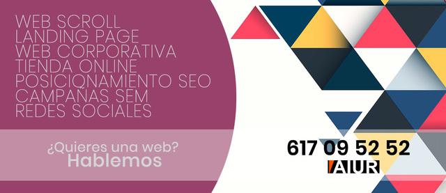 DESARROLLO WEB ALMERÍA - foto 1